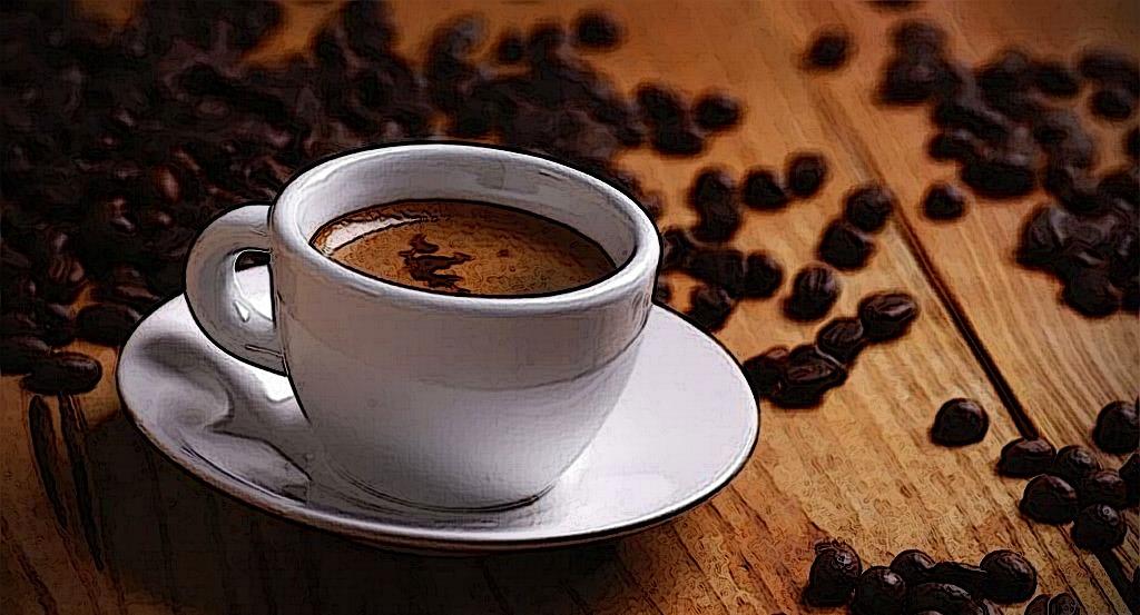 Excess Amounts Of Caffeine