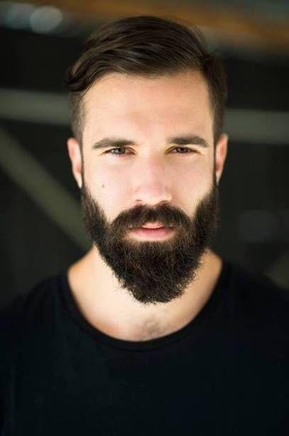 Full Ducktail Beard