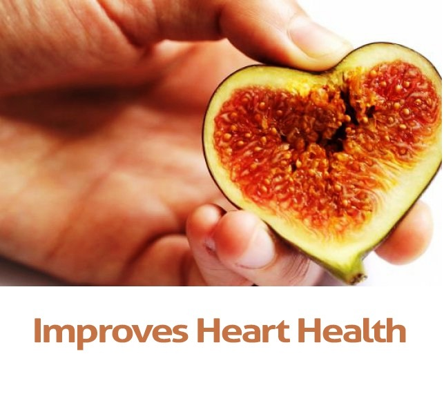 Improves Heart Health