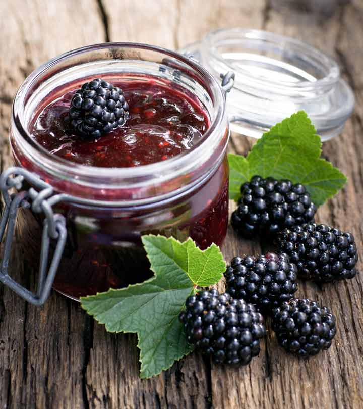 Indian Blackberries
