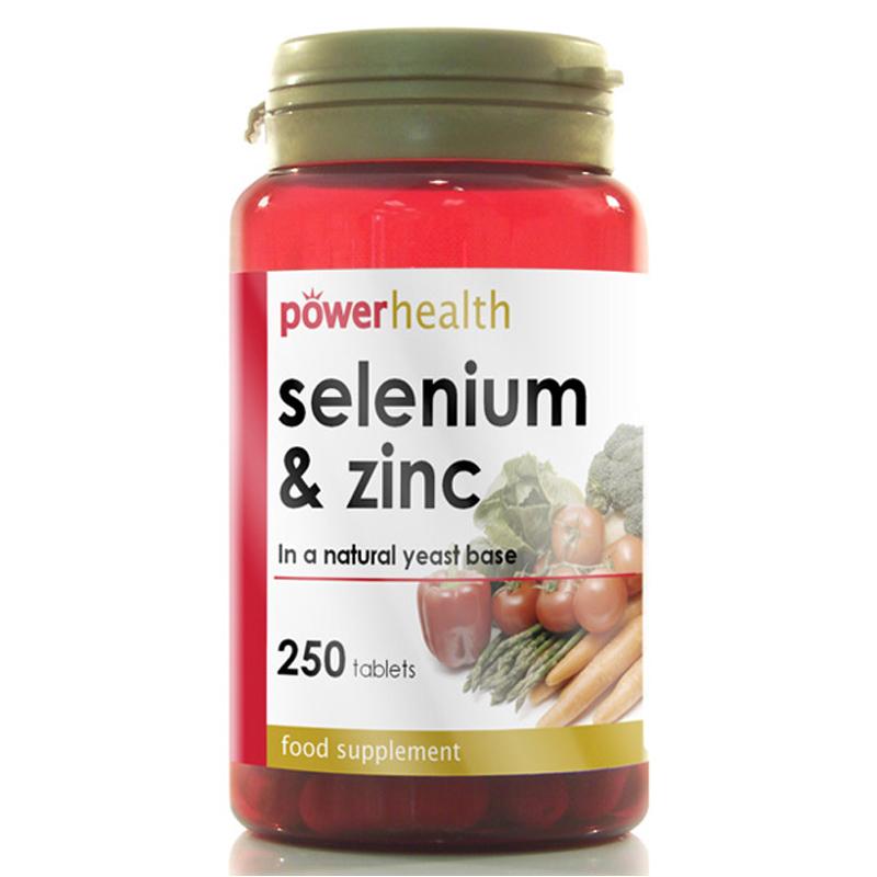 Zinc And Selenium Supplements