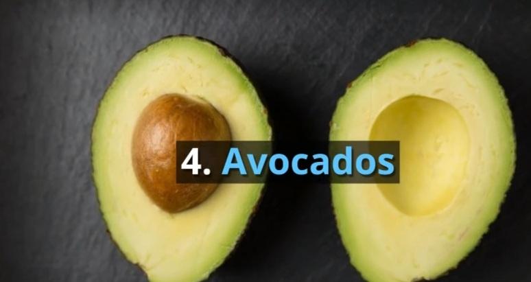 4. Avocados