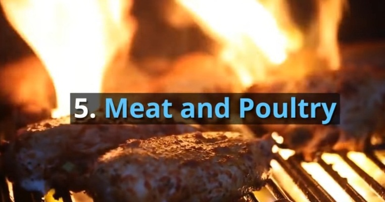 5. Meat & Poultry