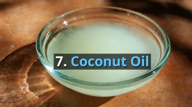 7. Coconut Oil