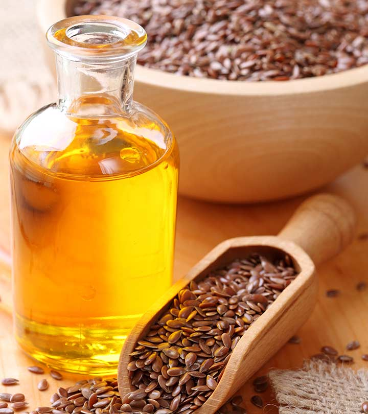 Flax Seeds and Flax Seed Oil