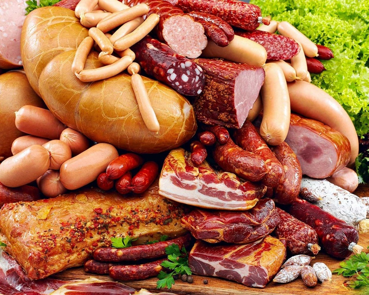 Red and Processed Meat