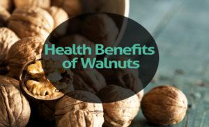 Amazing Health Benefits of Walnuts For Brain & Heart