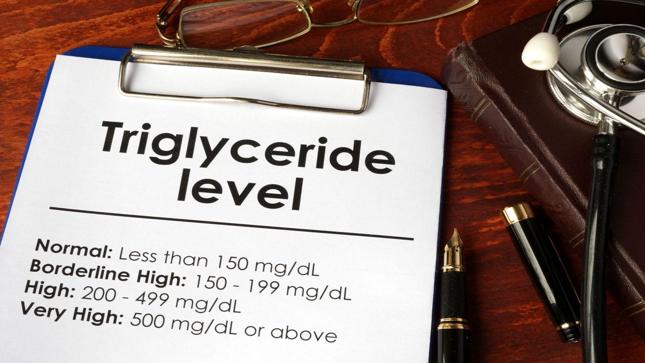 Triglycerides level