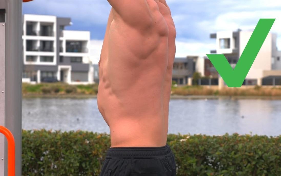 Pelvic position