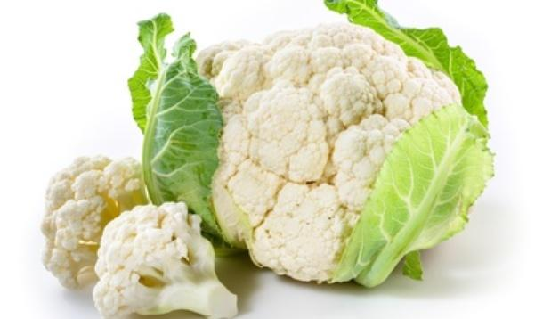 Roughly the replica of cauliflower with the change in color